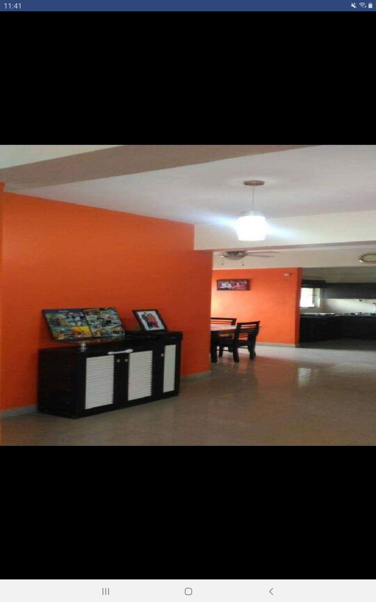 3bhk semi furnished flat available for rent in basapura - 500 mtr from hosa road junction