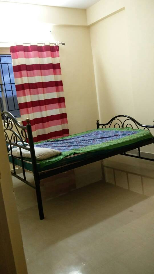 East Facing 2bhk furnished quite spacious apartment at ITPL Whitefield