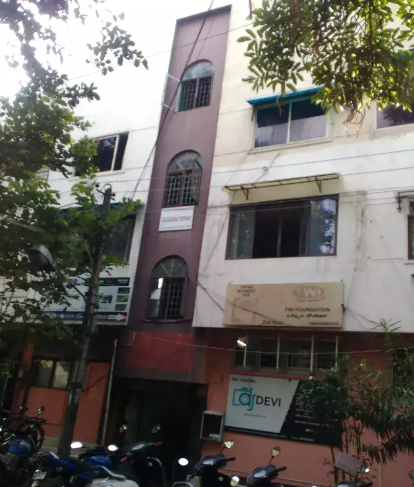 INDIVIDUAL COMMERCIAL OFFICE SPACE FOR SALE IN MALLESHWARAM