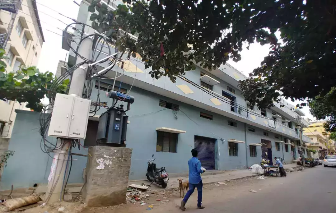 SEMI COMMERCIAL BUILDING FOR SALE IN HOSUR ROAD, BANGALORE