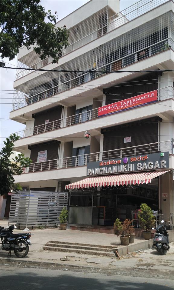 COMMERCIAL SHOP FOR RENT IN SUBBAIYAPALYA, BANGALORE