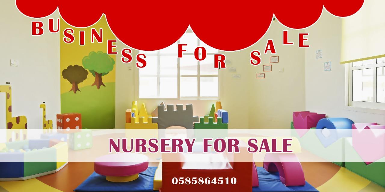 Profitable kids Nursery for Lease in Indira nagar- Bangalore