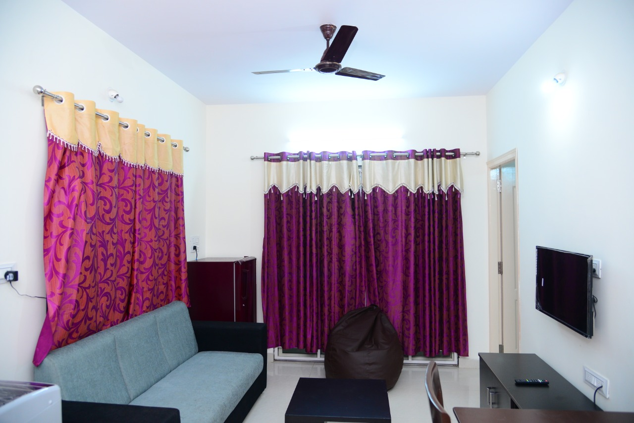 Spacious 1BHK and 2BHK property available in electronic city