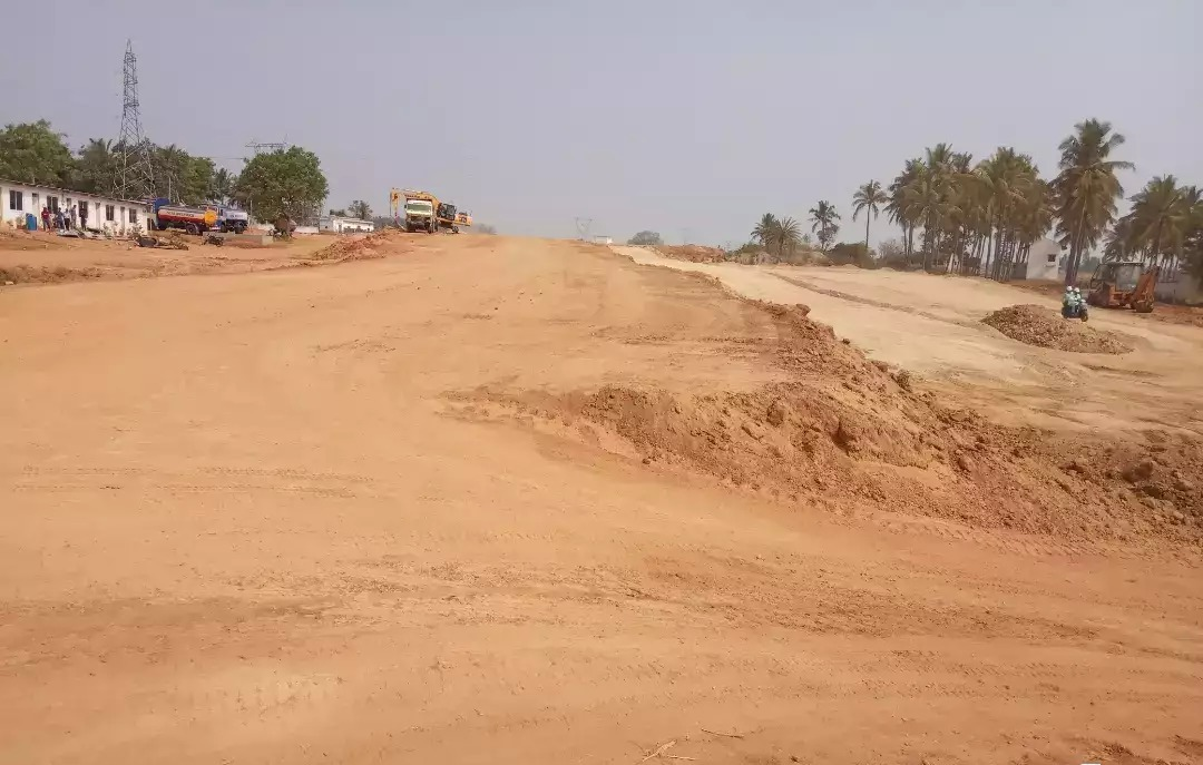 50*80 BDA commercial site for sale kempegowda layout near mysore road