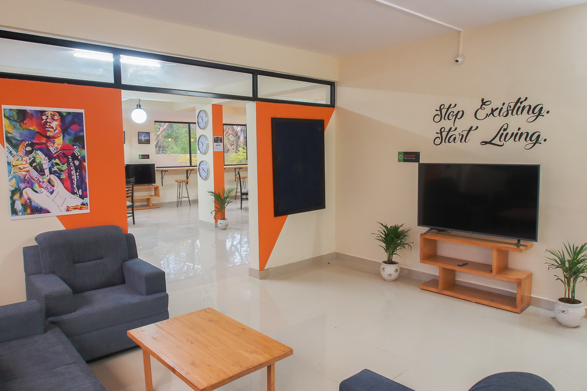 CoHo Coliving Space